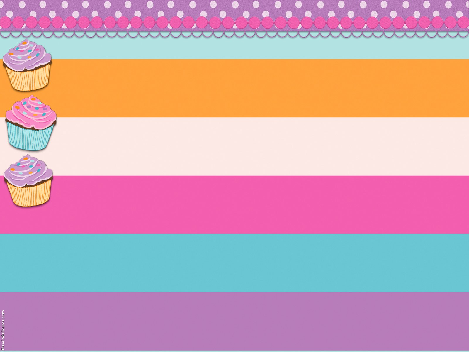 Cute Cupcake Background - WallpaperSafari