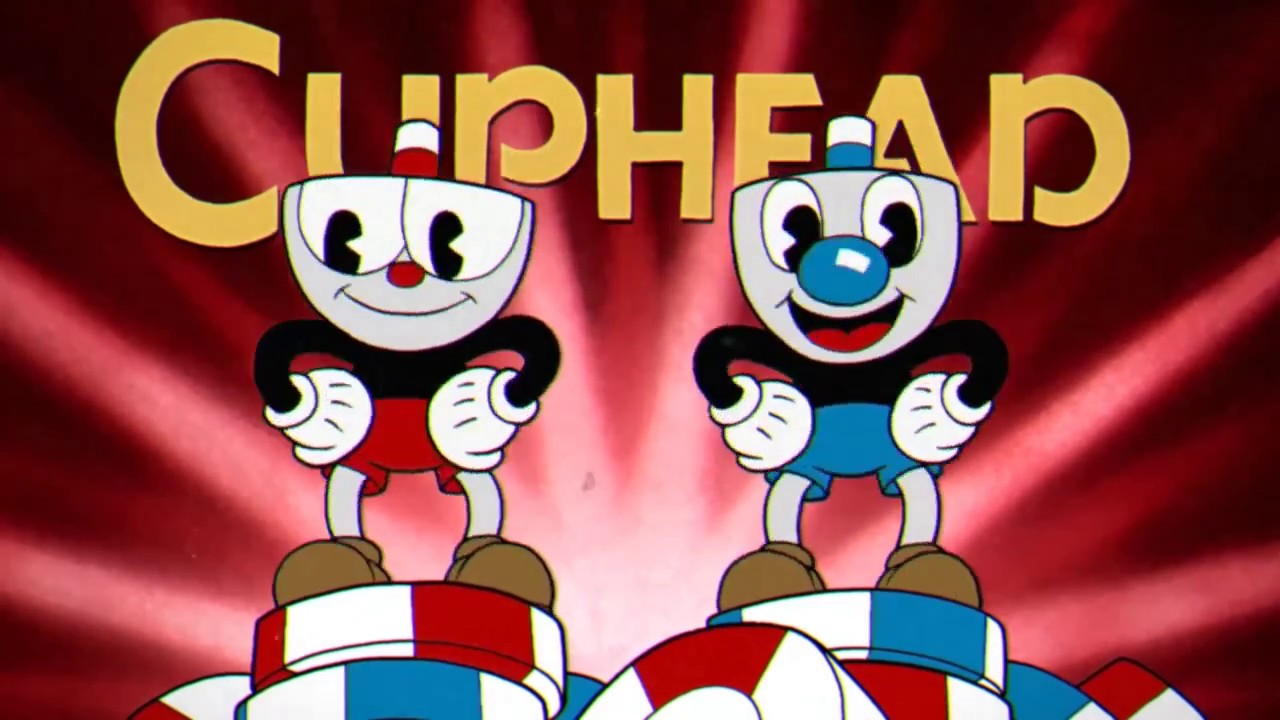 Engine Cuphead Title Wallpaper 1080p