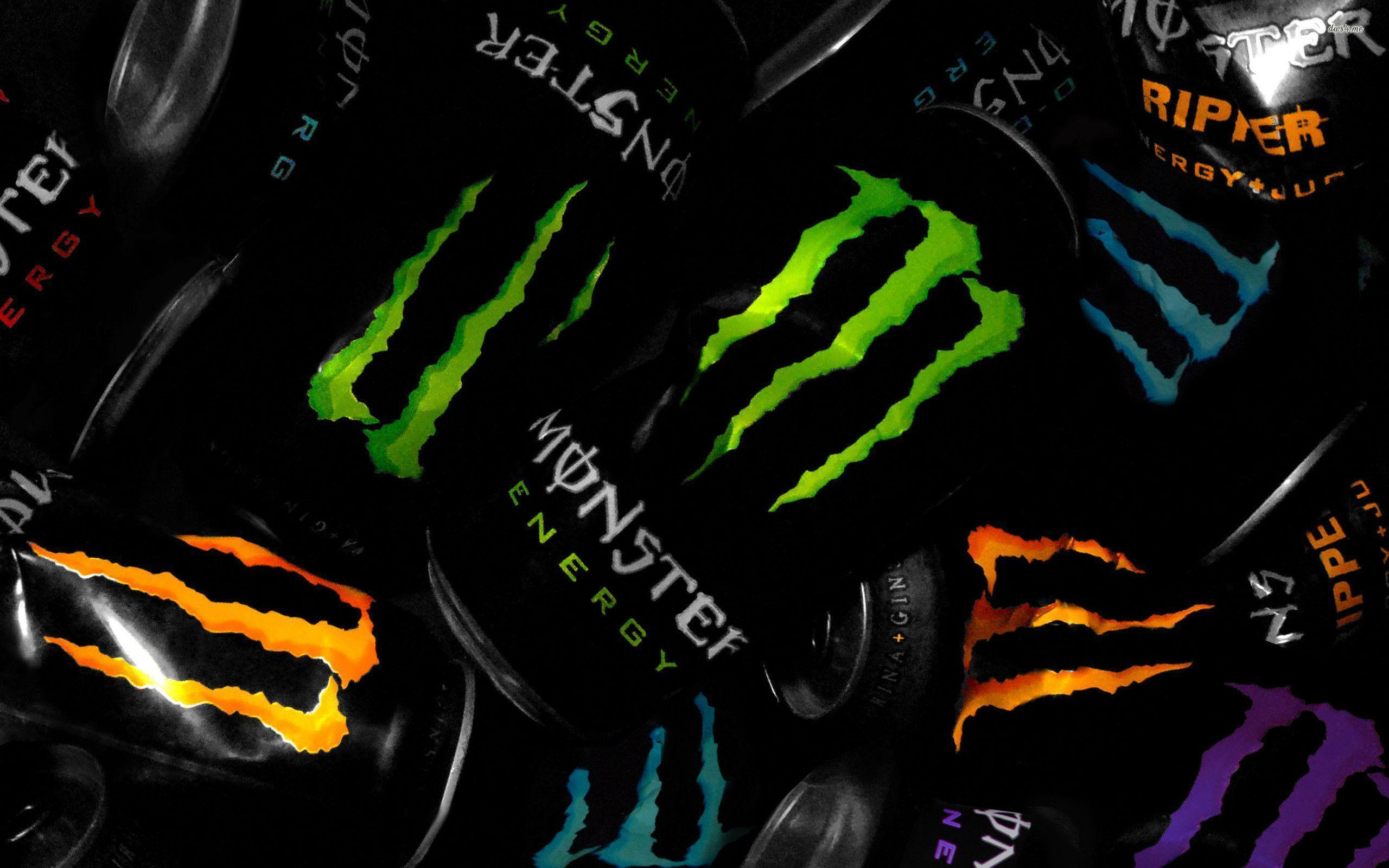 Monster Energy Backgrounds 2560x1600