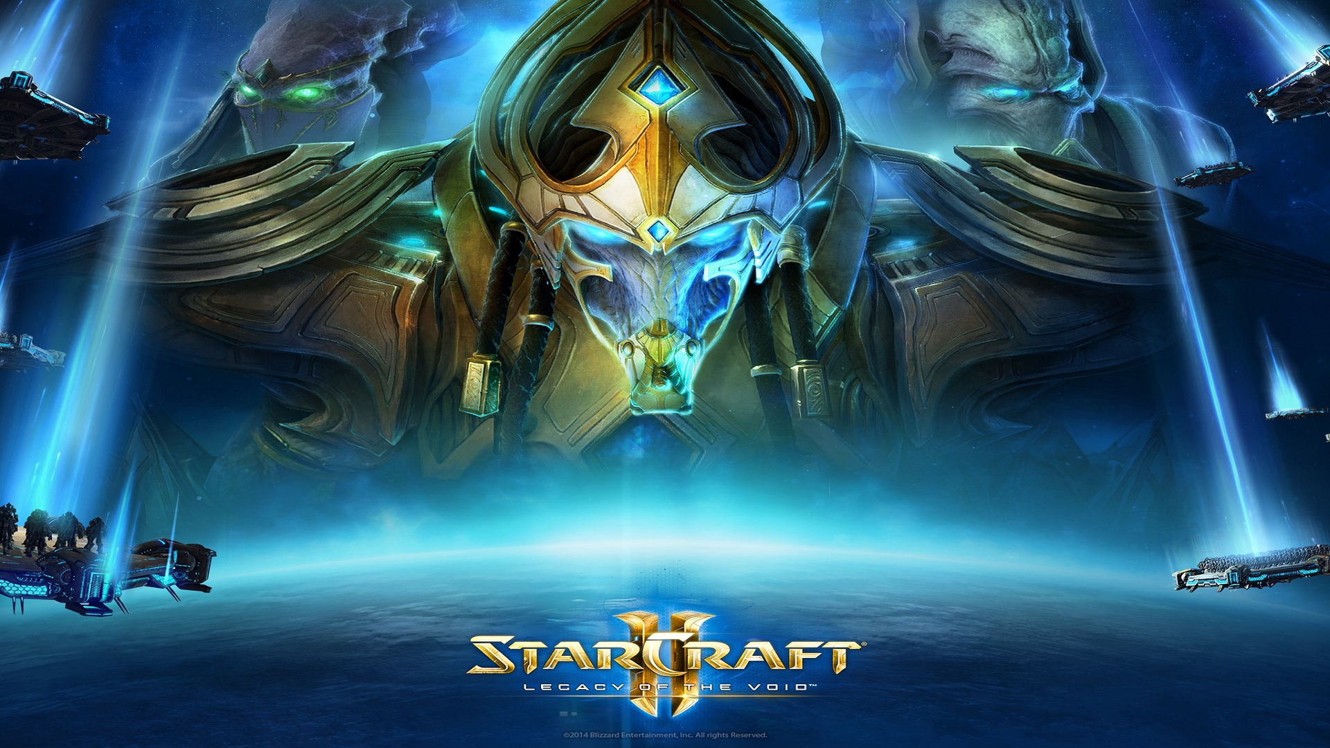 Download wallpaper 1920x1080 starcraft ii legacy of the void 1920x1080
