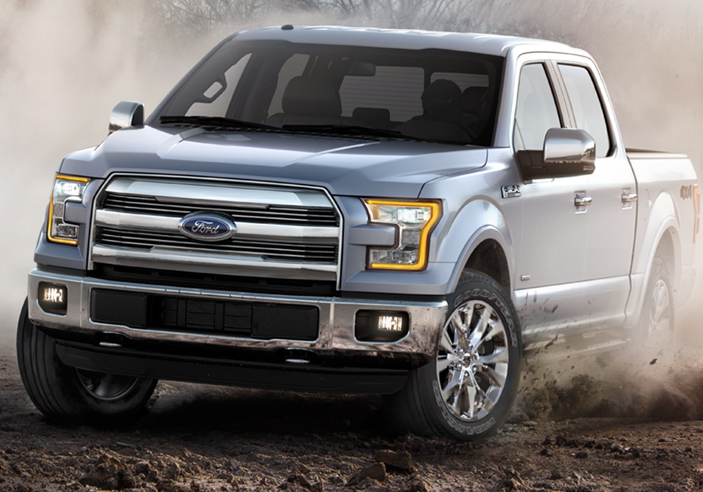 2015 Ford F 150 Wallpapers 1020x714