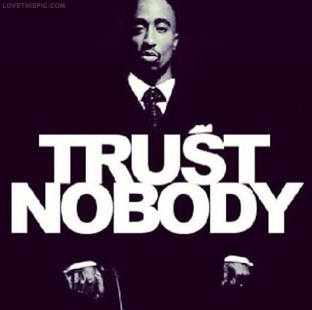 Trust No One Wallpapers The Rain Netflix Images 60x60 Trust No One Inspiration Gangster Quote Tumblr