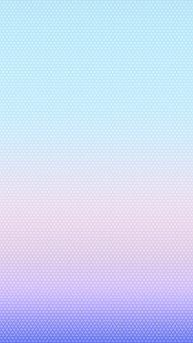 Download new iOS 7 Wallpapers for your iPhone 640x1136