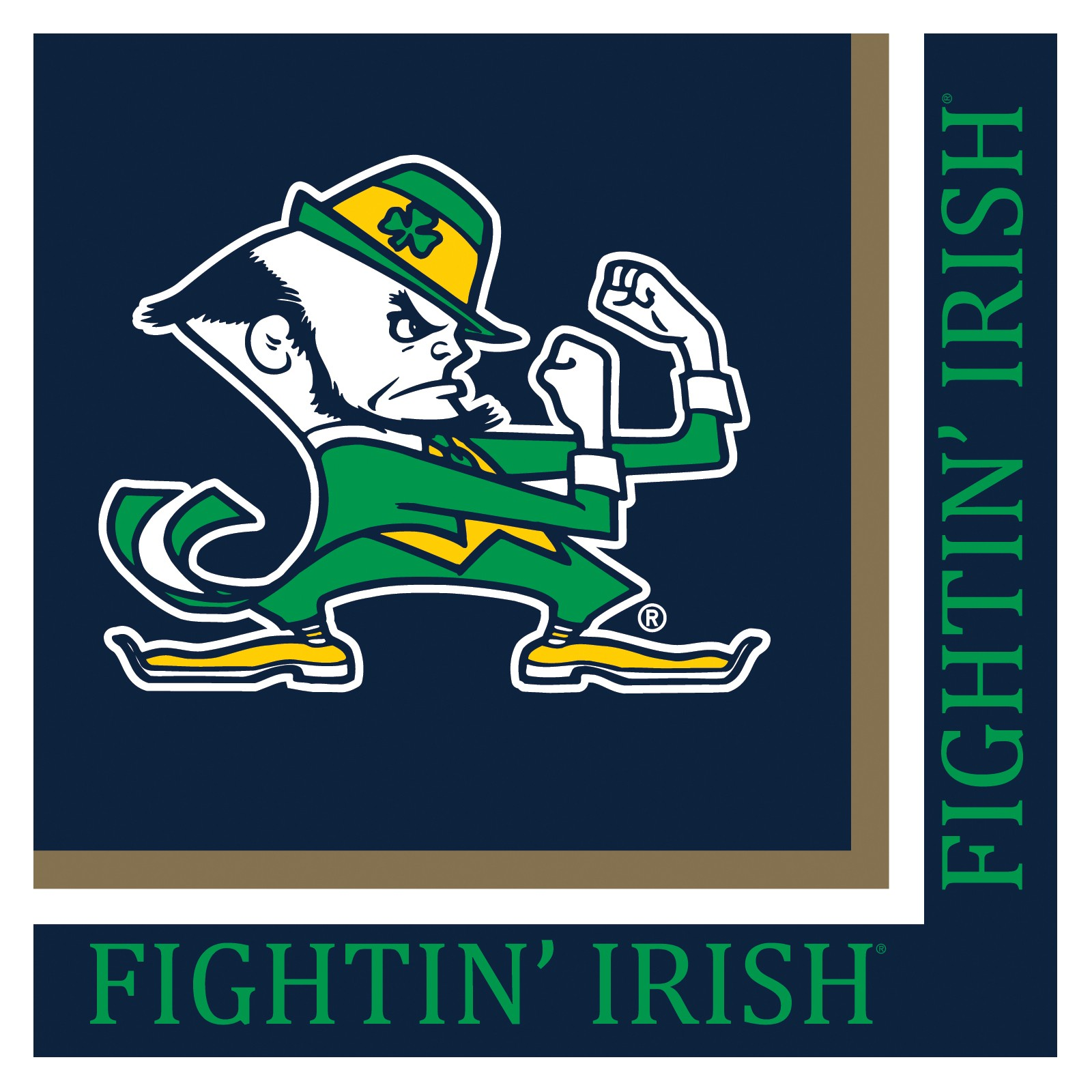 Fighting Irish Wallpaper puter WallpaperSafari
