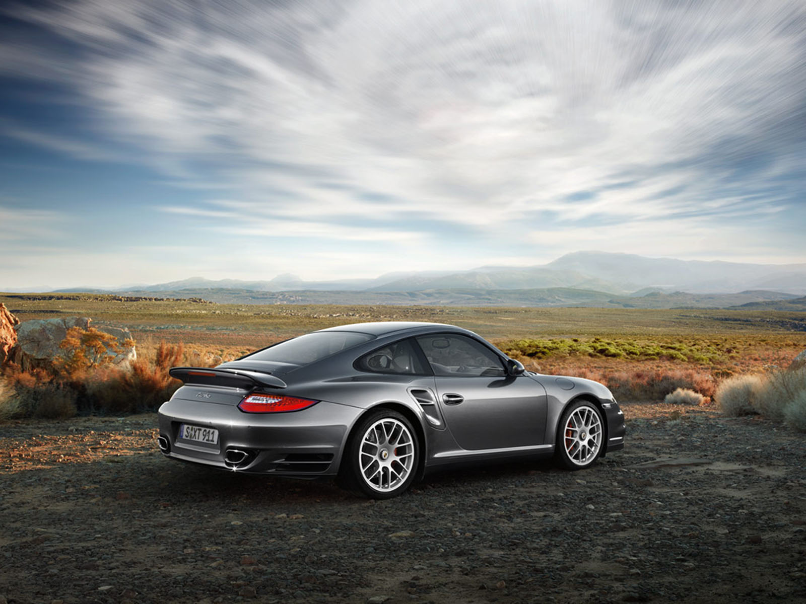 wallpapers Porsche 911 Turbo Car Wallpapers 1600x1200