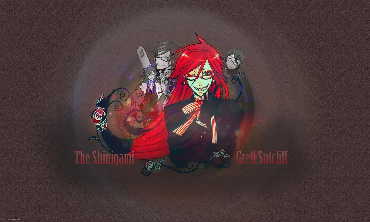 Grell Sutcliff Wallpaper By Taranee9 On Deviantart 1280x768