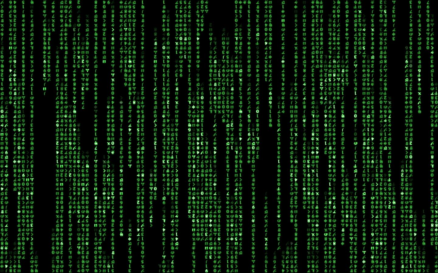 Download Animated Matrix Wallpaper 1440x900