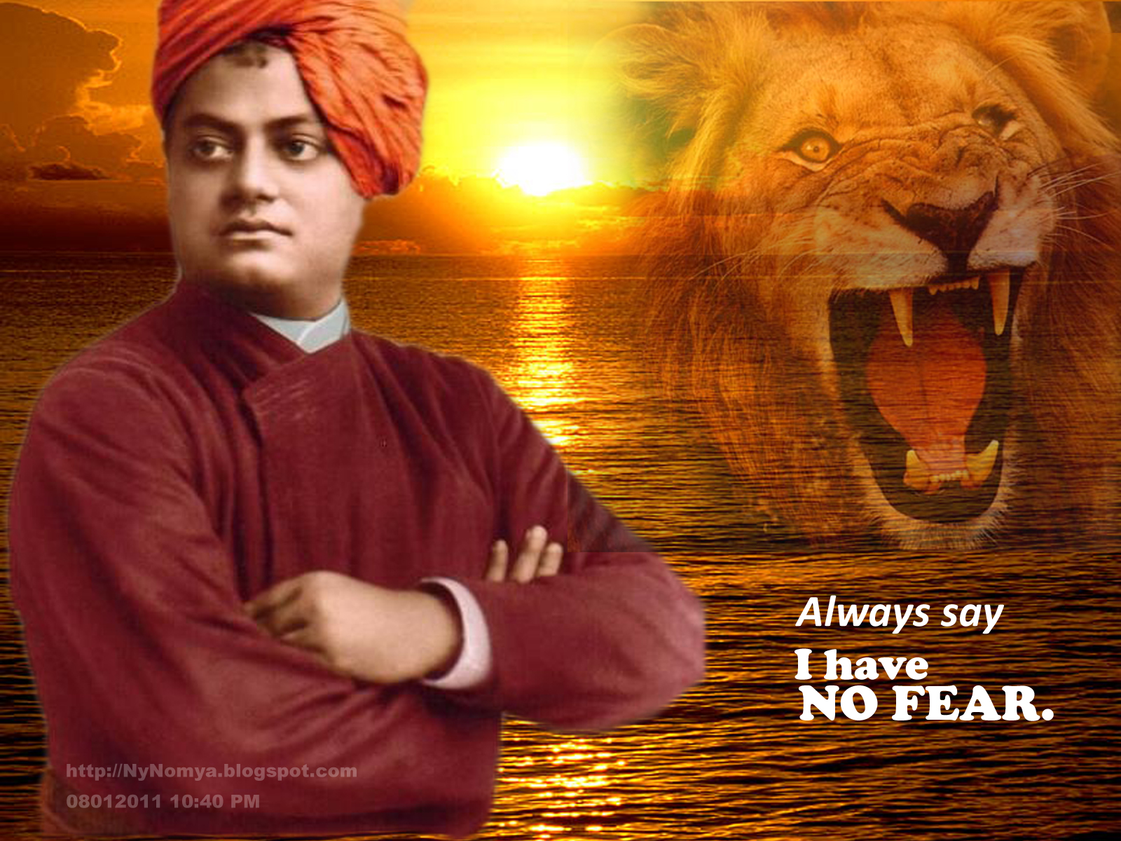 SWAMI VIVEKANAND WALLPAPER LORD 1600x1200