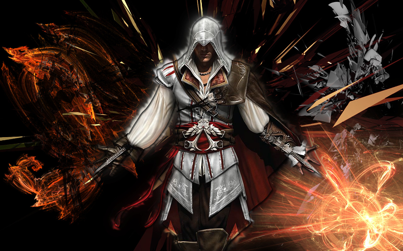 Assassins Creed Wallpaper   HD 1 1280x800