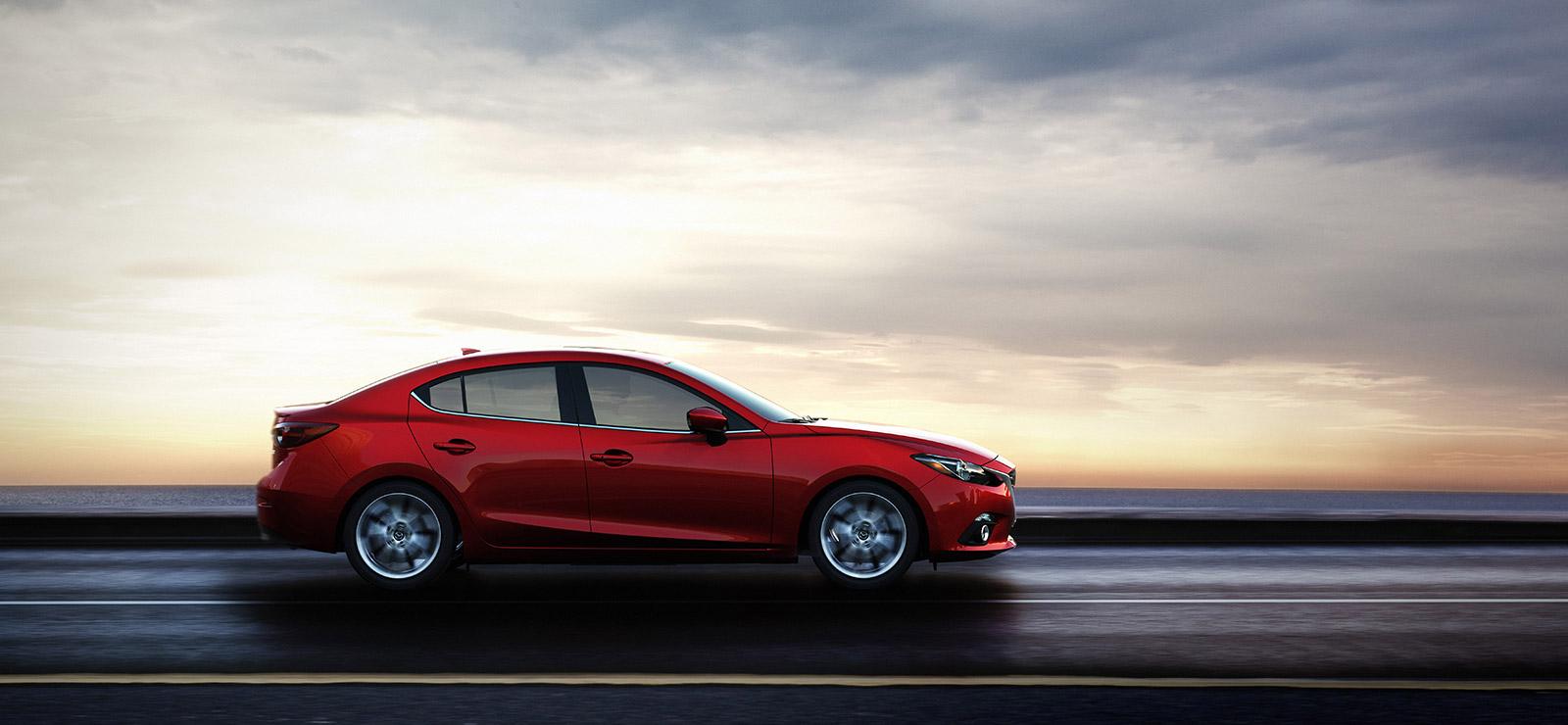 2014 <b>Mazda 3 Wallpaper</b>