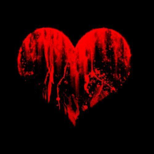 Love Bloody Wallpaper : Bloody Heart Wallpaper - WallpaperSafari