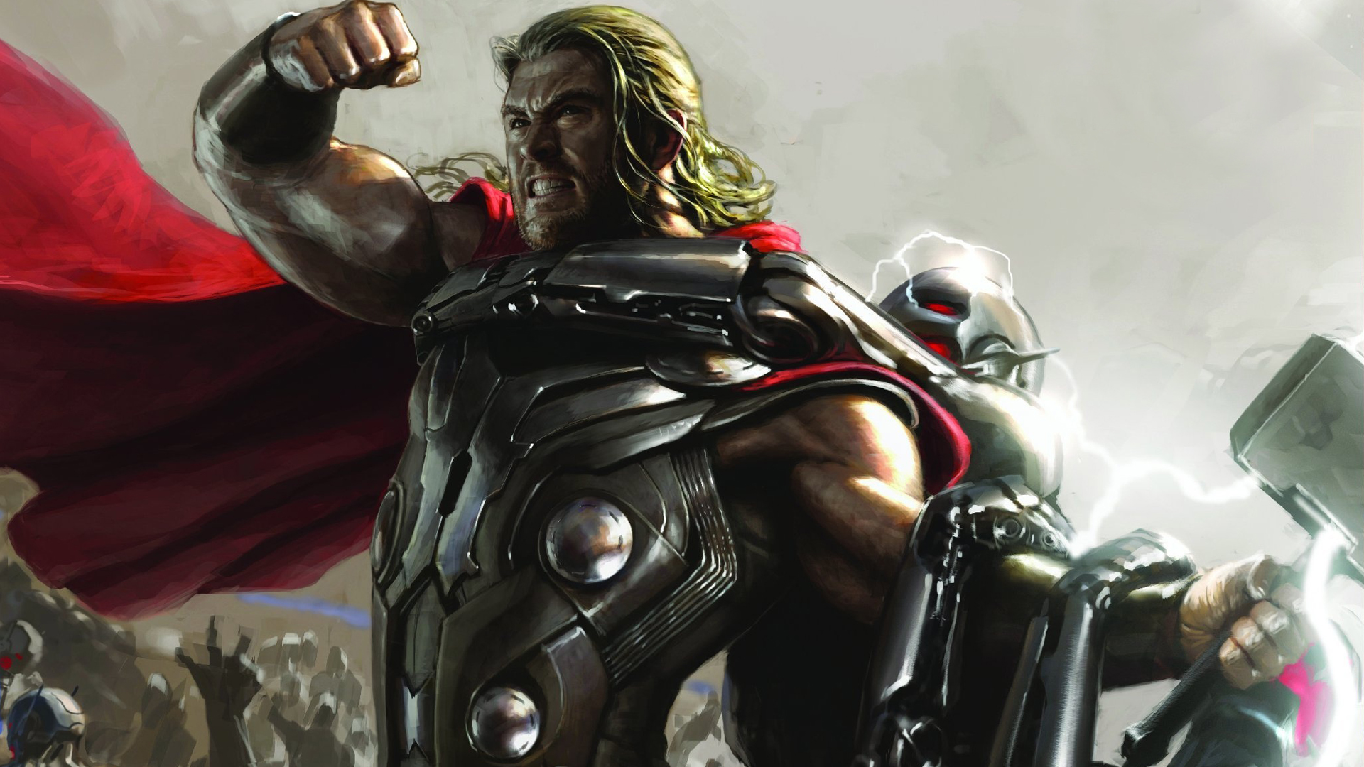 Thor Avengers Age of Ultron Wallpapers HD Wallpapers 1920x1080