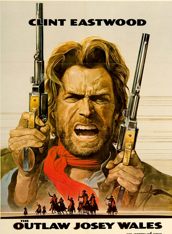 Outlaw Josey Wales by peterpulp 579x787