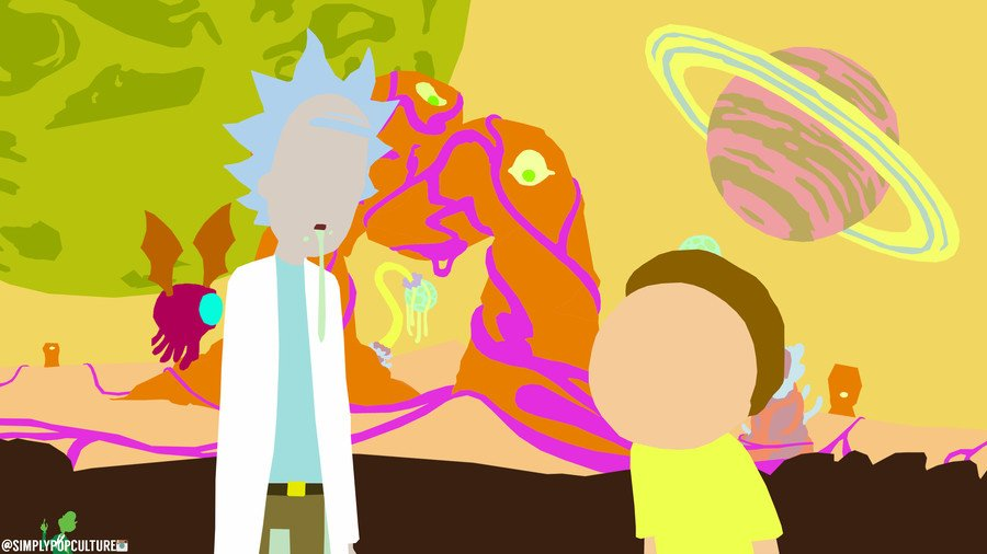 Rick and Morty Wallpapers 25 Wallpapers Adorable 900x506