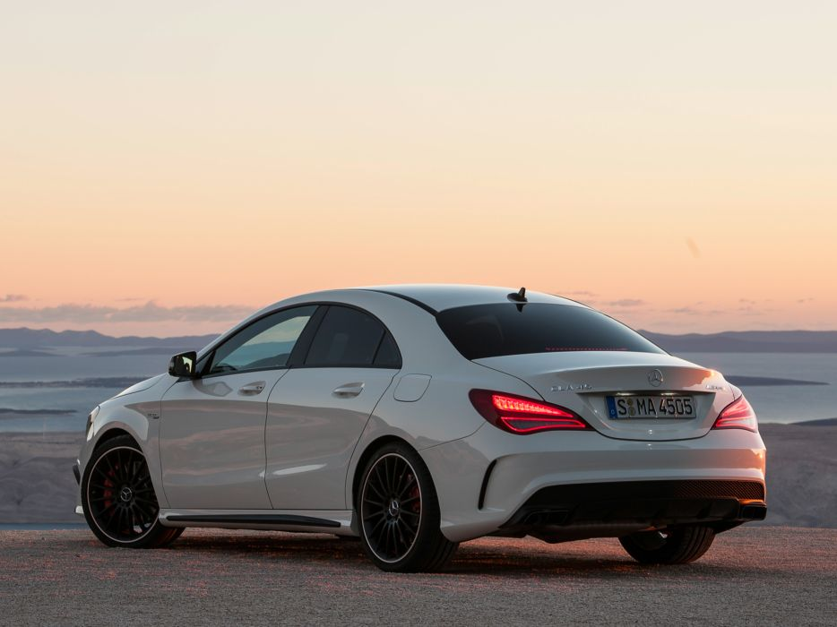 2014 Mercedes Benz CLA 45 AMG wallpaper 2048x1536 170288 934x700