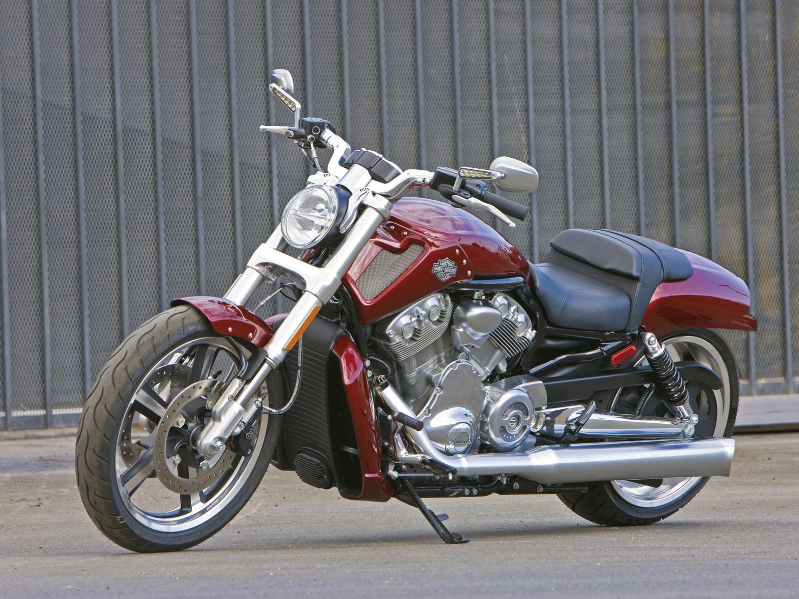 Harley Davidson V Rod Muscle Wallpapers 1600x1200
