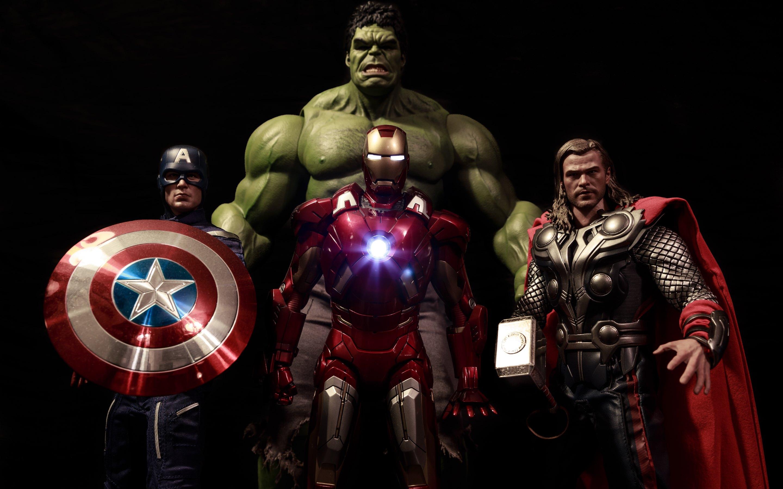 Man Wolverine Captain America Hulk HD Wallpapers 4K Wallpapers 2880x1800