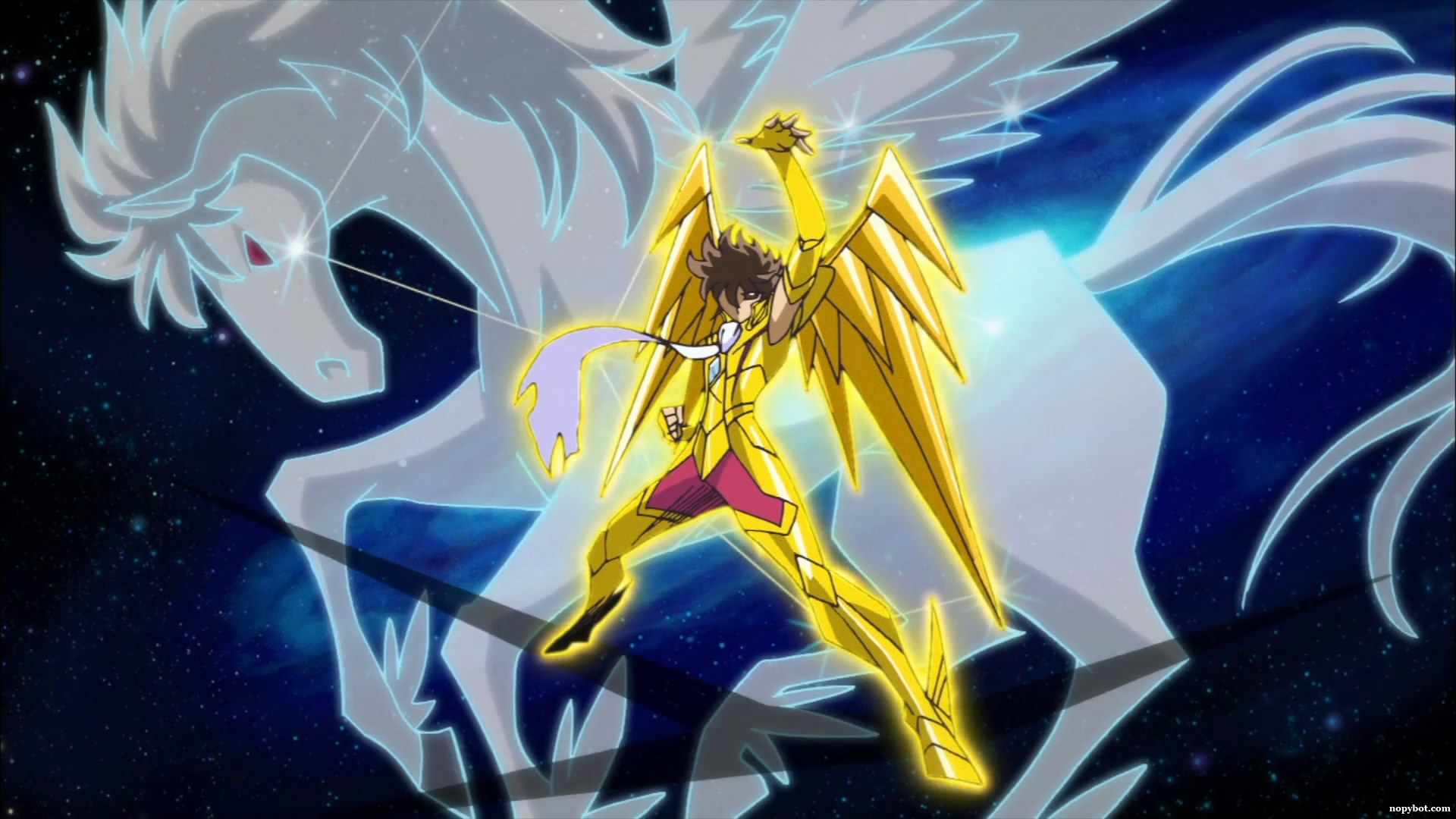 Free Download Saint Seiya The Lost Canvas 1920x1080 For Your
