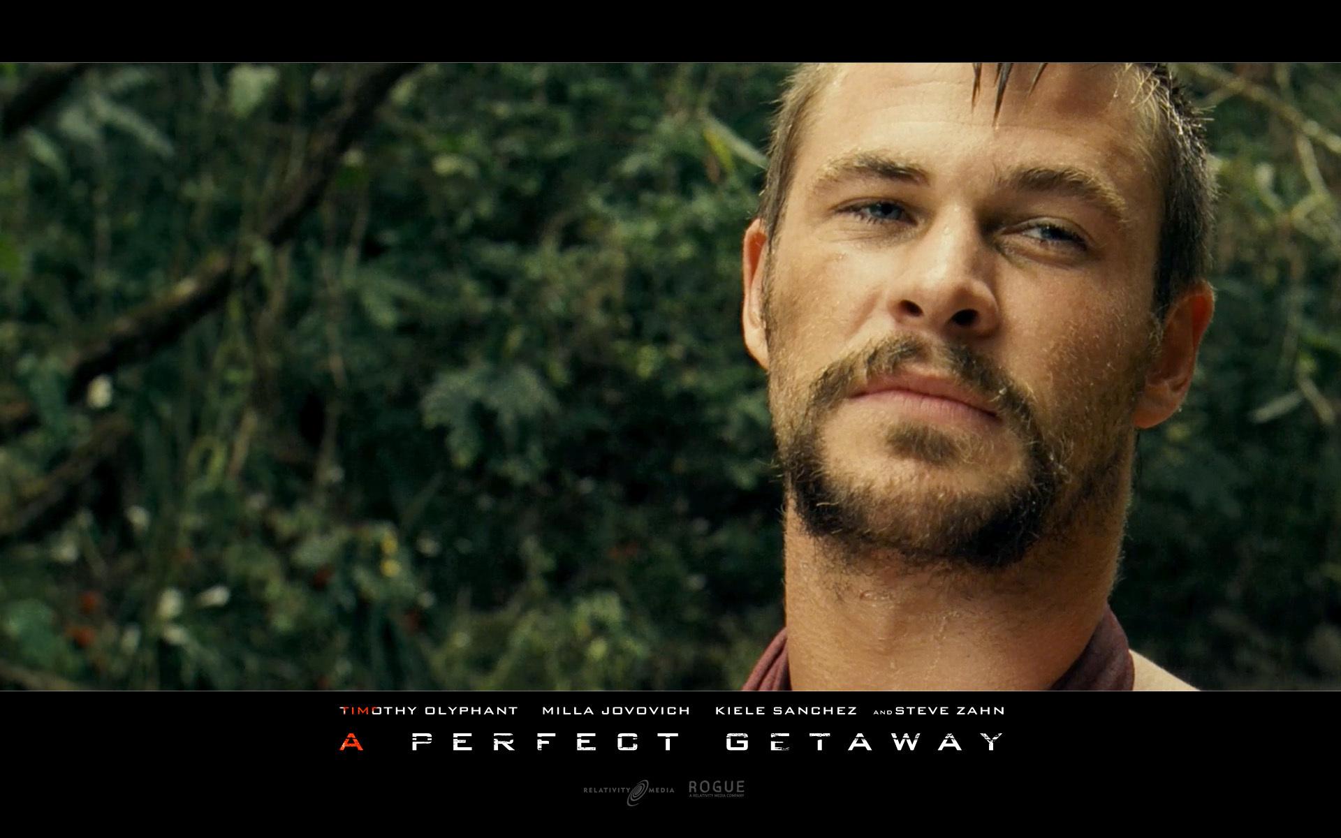 Chris in A Perfect Getaway   Chris Hemsworth Wallpaper 21350550 1920x1200
