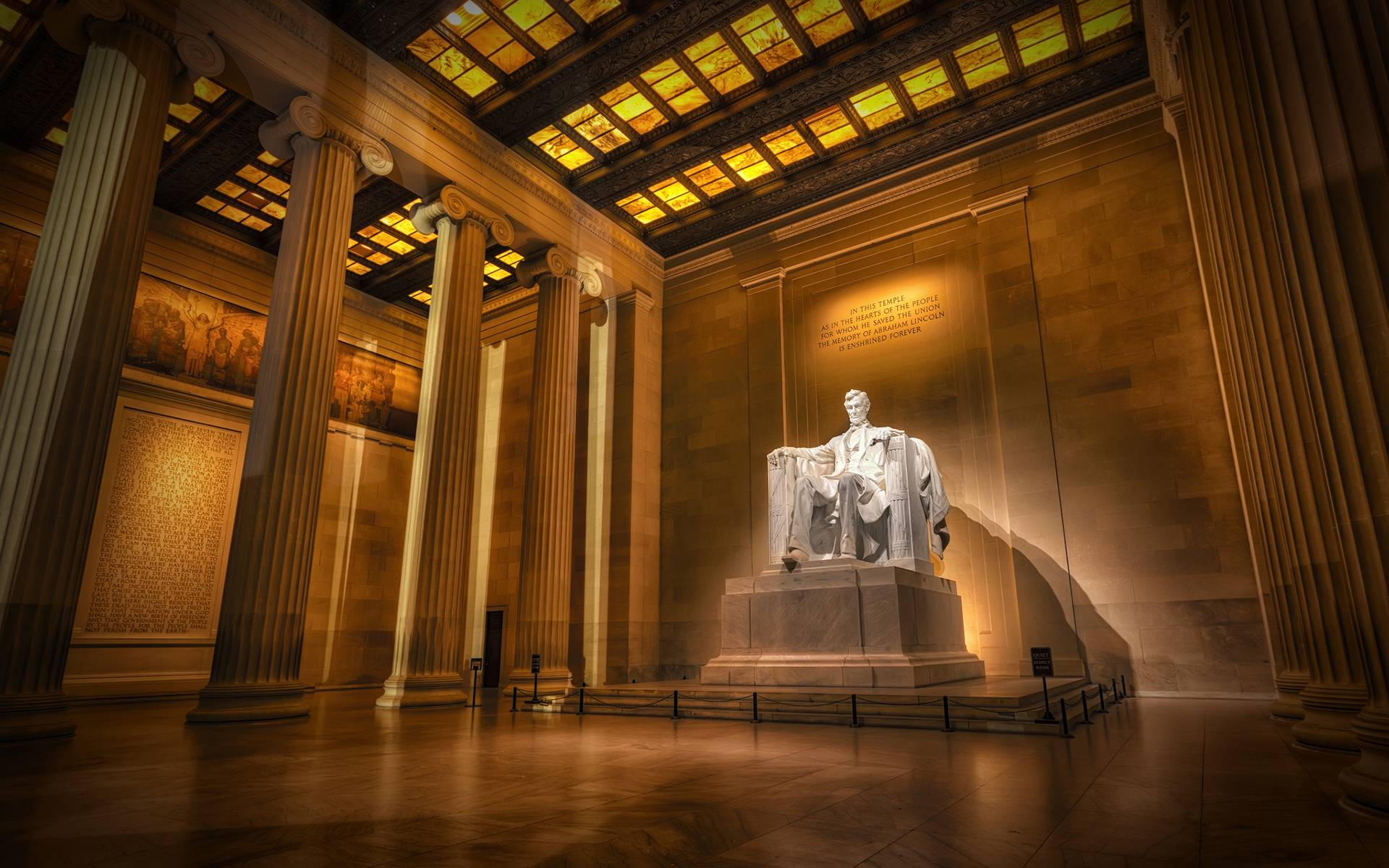 Lincoln Memorial Wallpapers 1920x1200