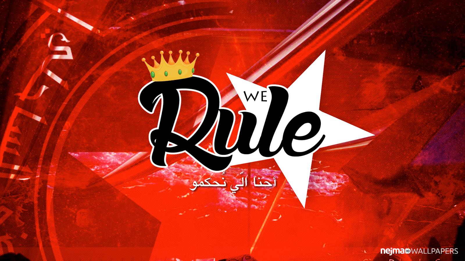 WE Rule Nejma HD Wallpapers 1600x899