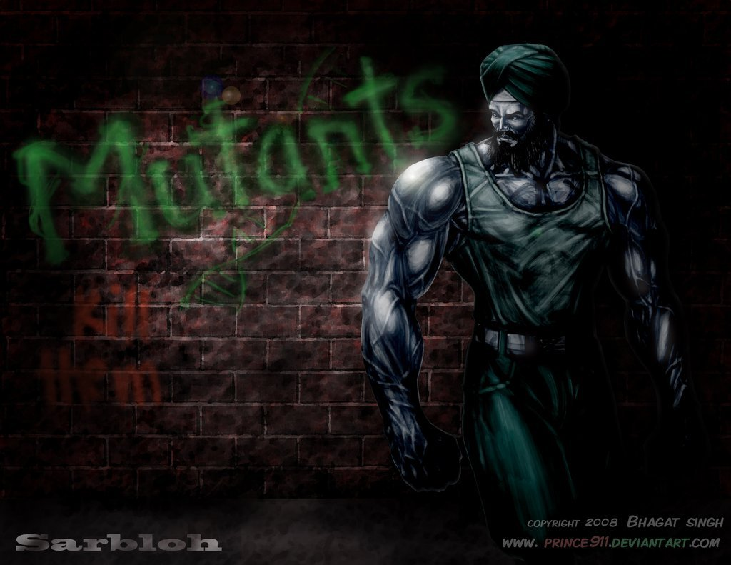 Sikh Warrior Wallpaper - WallpaperSafari