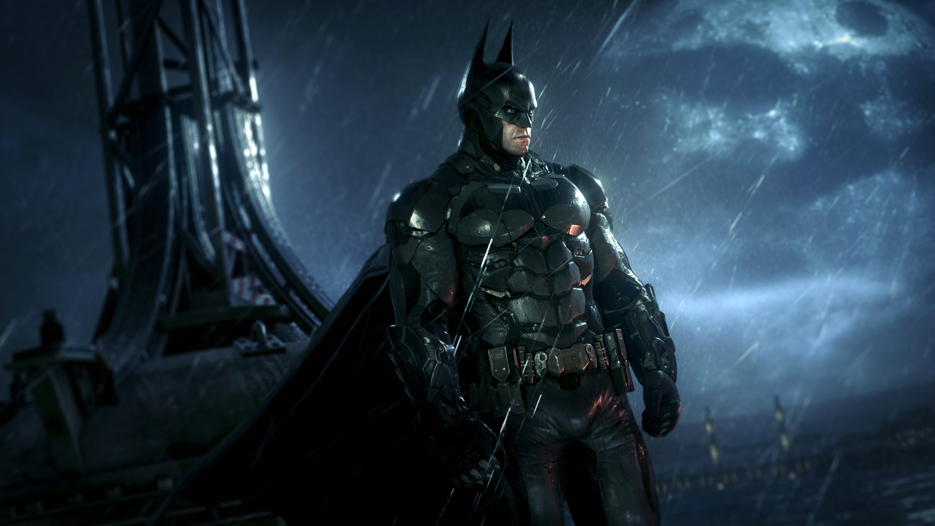 Batman Arkham Knight 2014 Game 2g Wallpaper HD 1920x1080