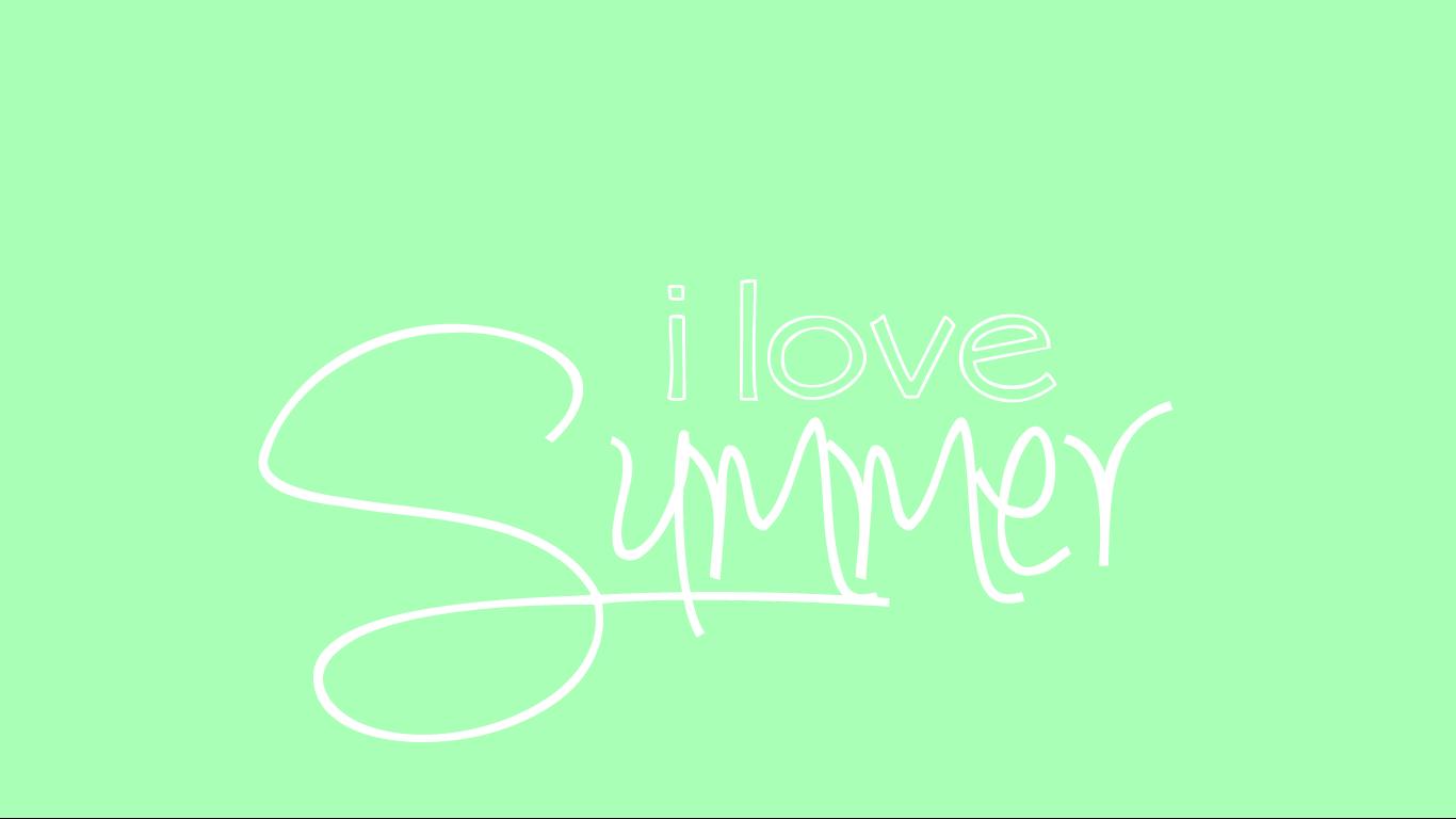 Summer Love Backgrounds For Twitter wallpaper summer 1366x768