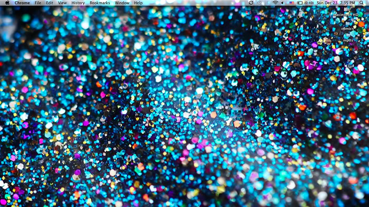 Hd Glitter Wallpaper Wallpapersafari