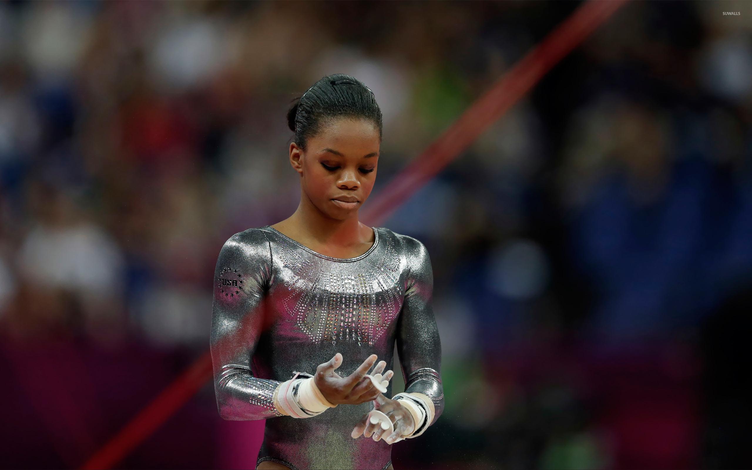 Gabrielle Douglas [6] wallpaper   Sport wallpapers   20549 2560x1600