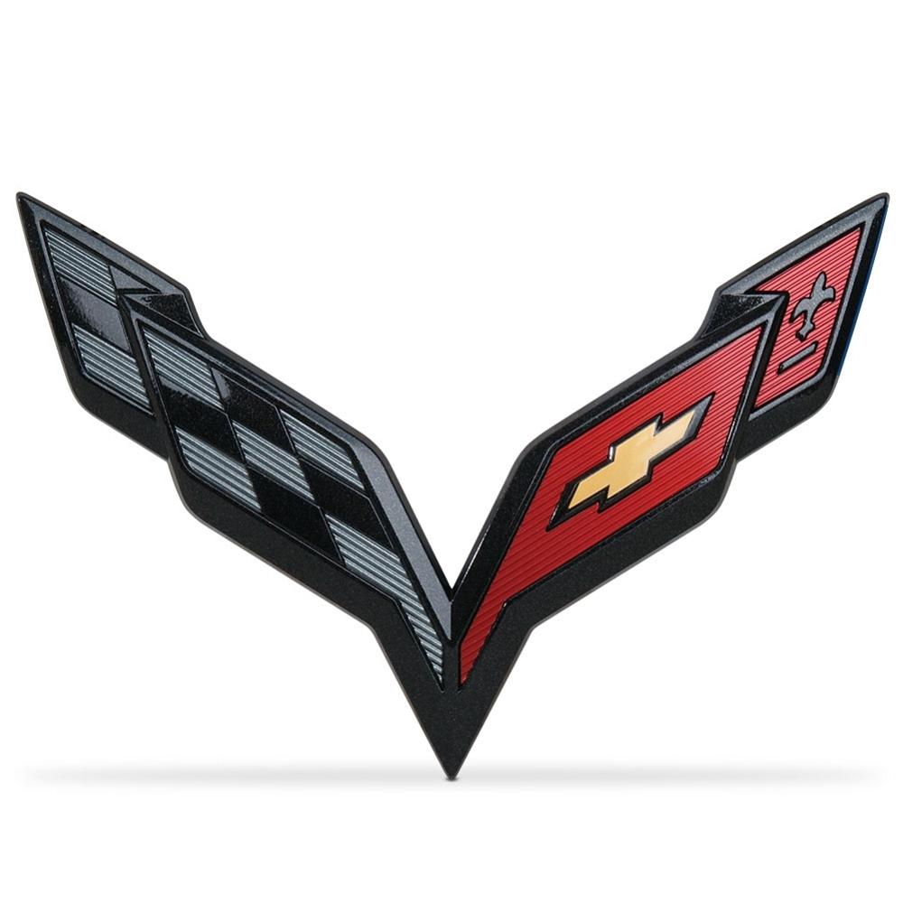 Corvette Logo 1000x1000