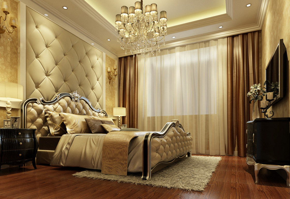 bedroom feature wall ~ dact