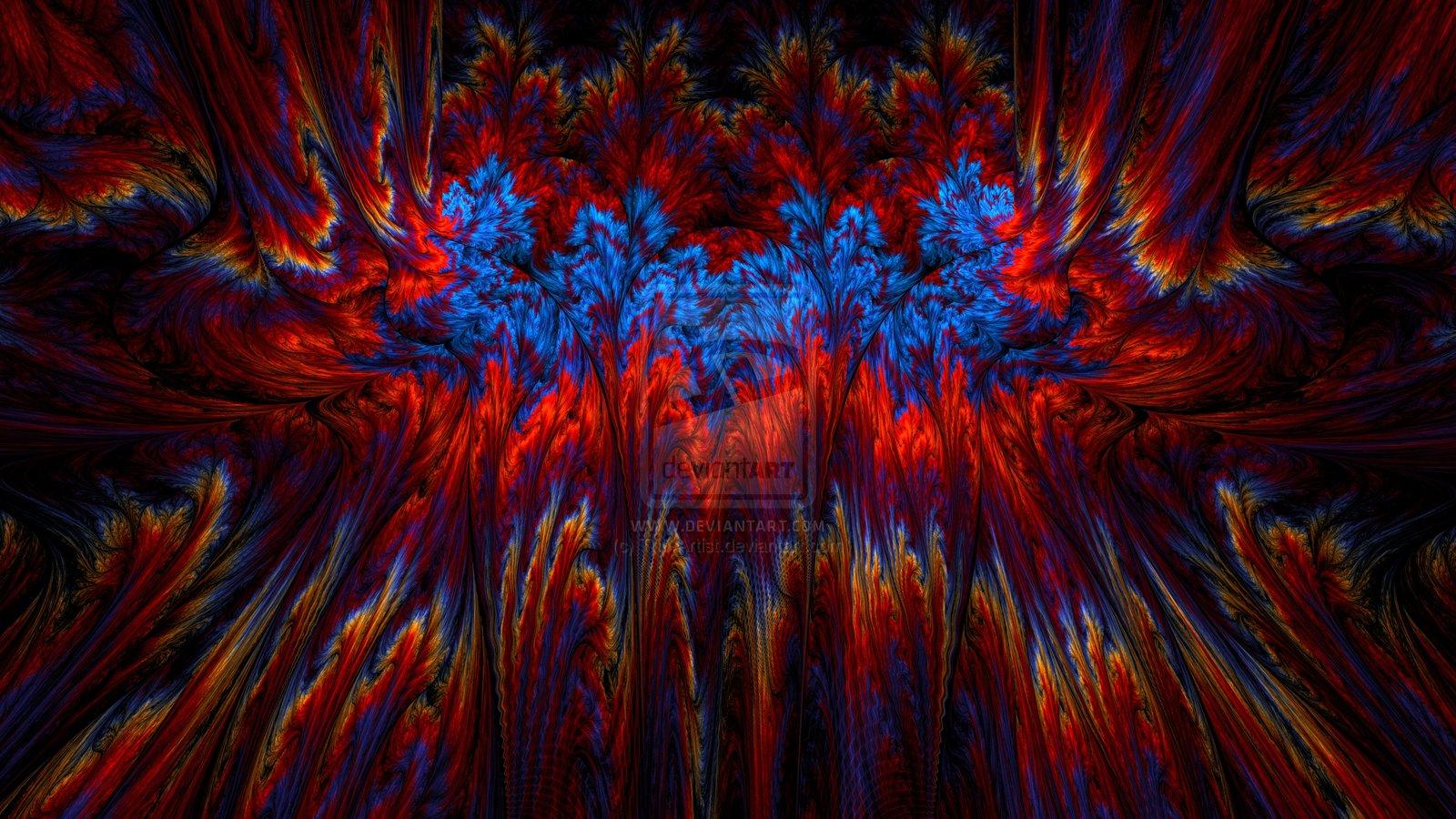 Psychedelic Spectra   HD Wallpaper by Trip Artist 1600x900