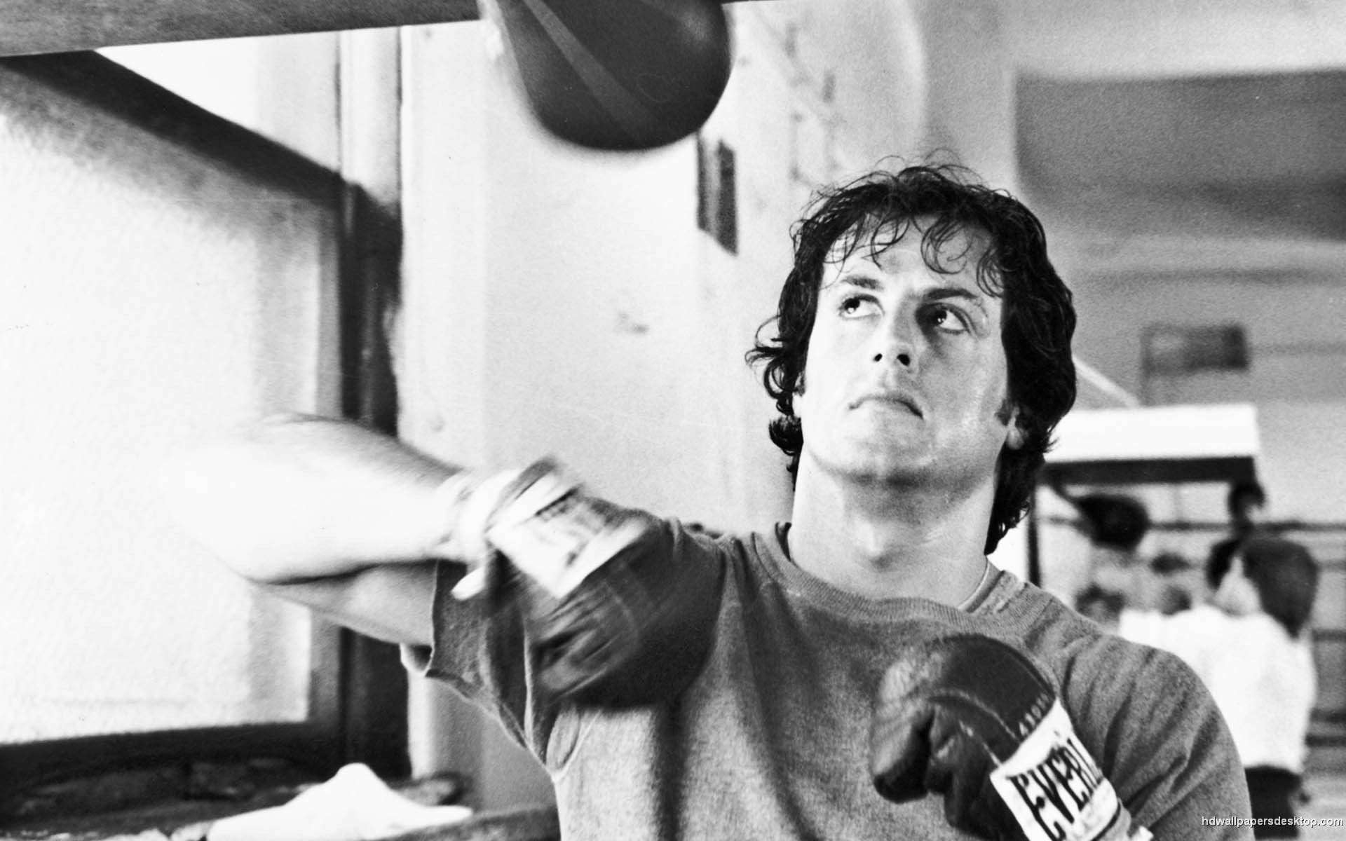 Rocky Balboa actors Rocky the movie Sylvester Stallone boxers rocky 1920x1200