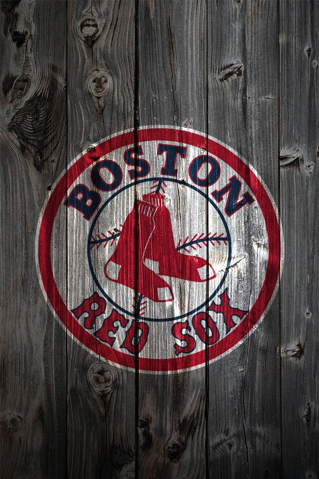 Boston Red Sox Logo Wallpaper Image Group 82 640x960