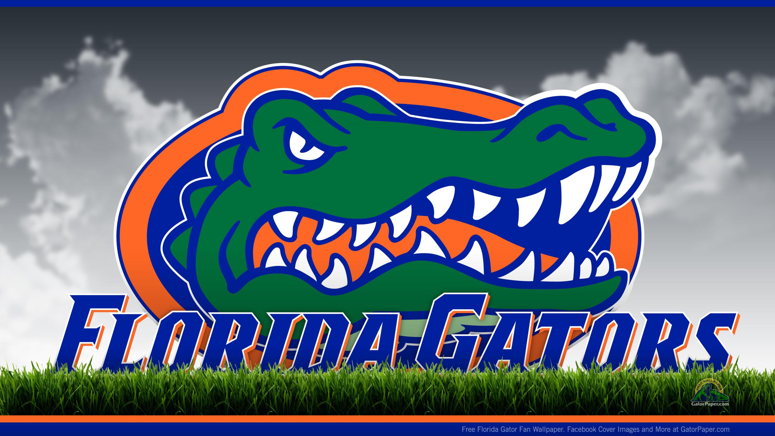 Florida Gators Field View 2560x1440