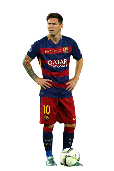 Renders Lionel Messi 2015 - 2016 - Super copa - 2 - | Render de ...