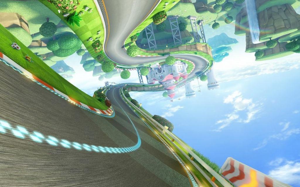 Mario Kart 8 Background: Mario Kart 64 Wallpaper