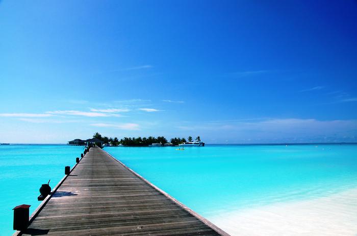 Beach Scene Desktop Wallpaper To Make Our PC Looks More Peaceful Beach 700x462