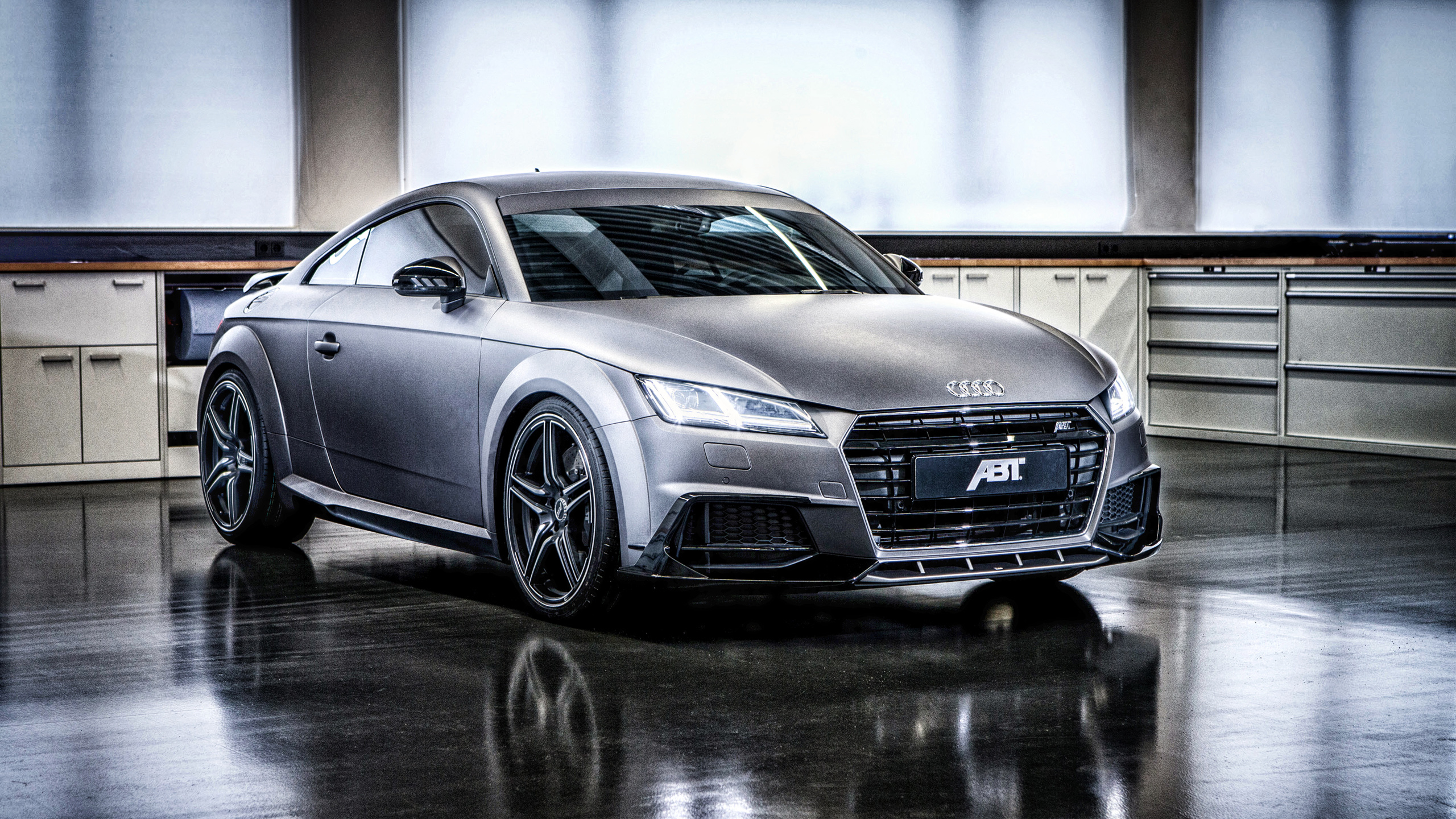 2015 ABT Audi TT RS Wallpaper | HD Car Wallpapers