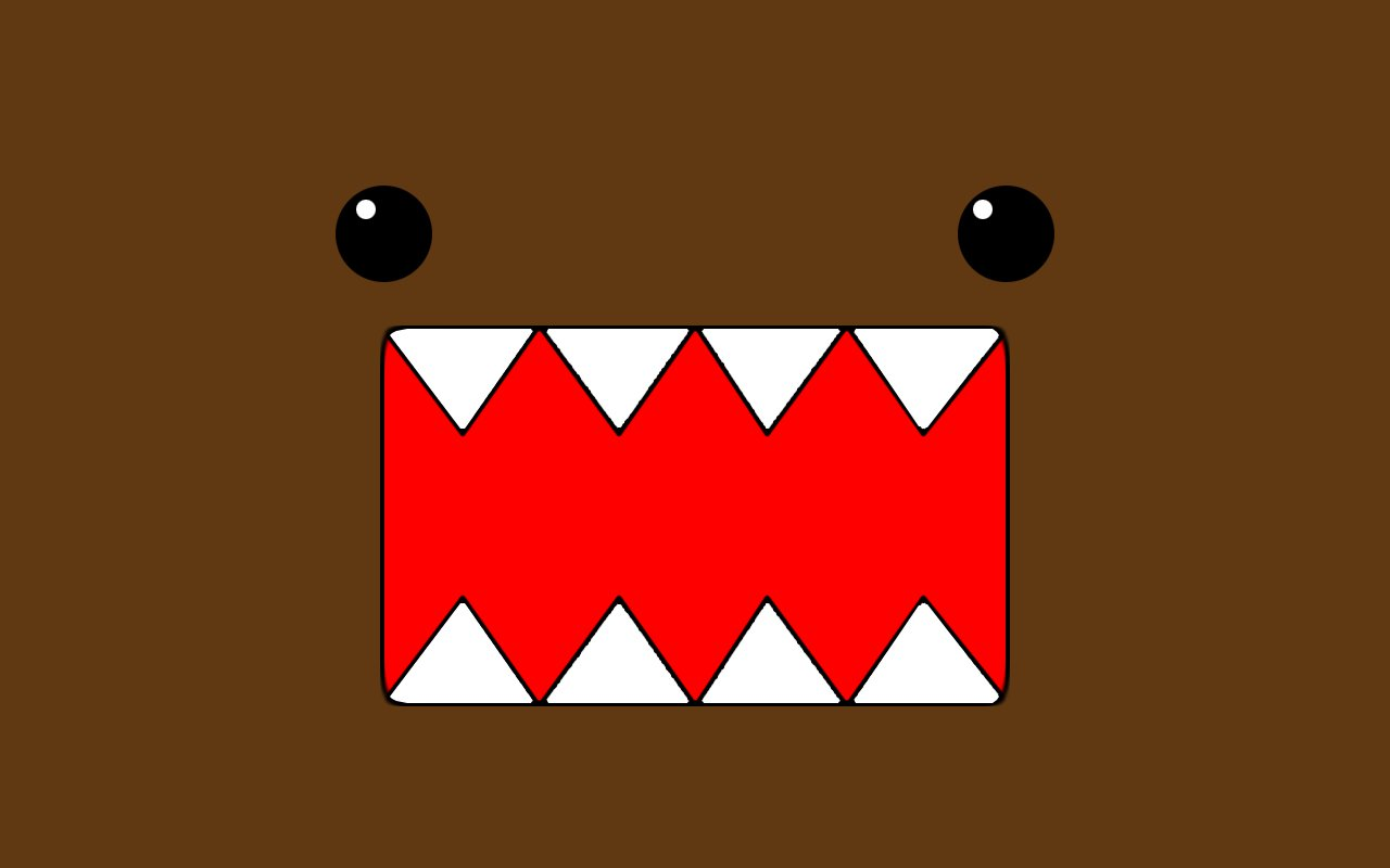 Domo Wallpaper by raydezee 1280x800
