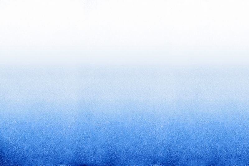 Blue ombre background