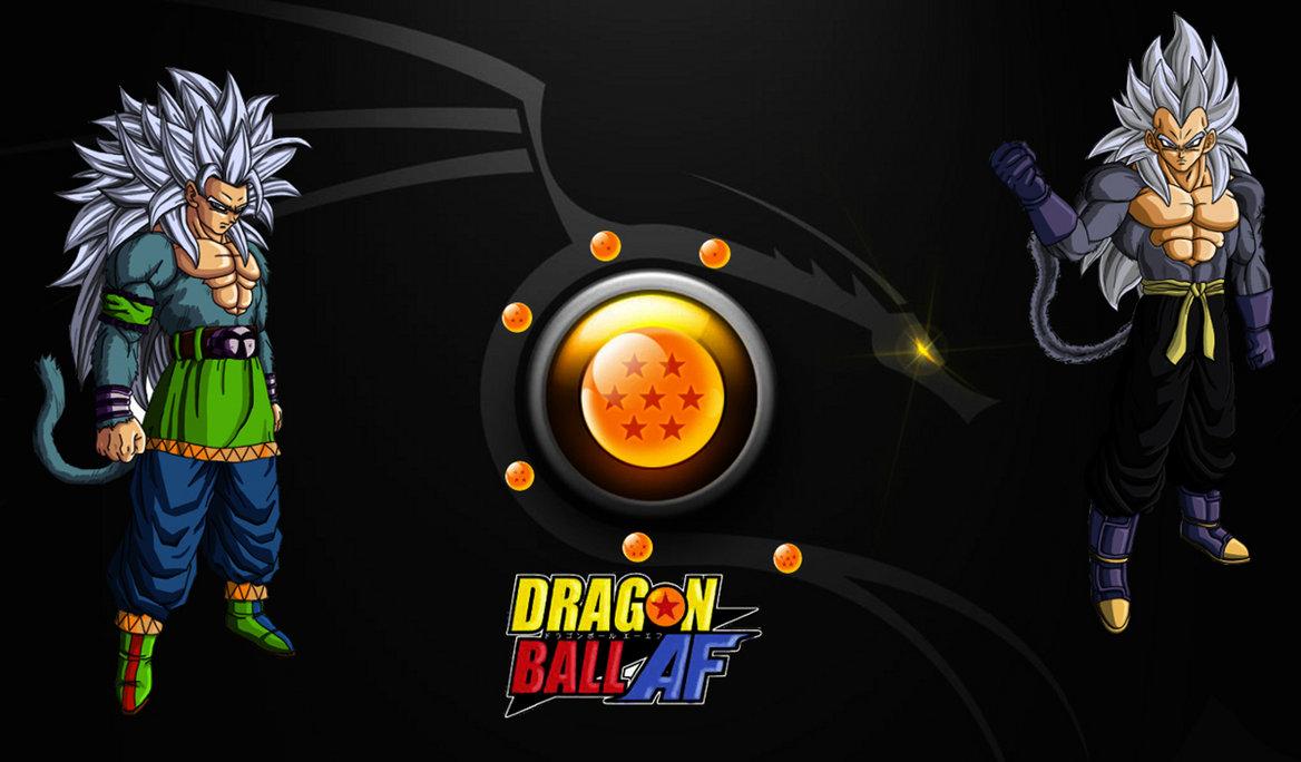 Super Saiyan 5 Goku and Vegeta Wallpaper 2 by bigtam211 1168x684