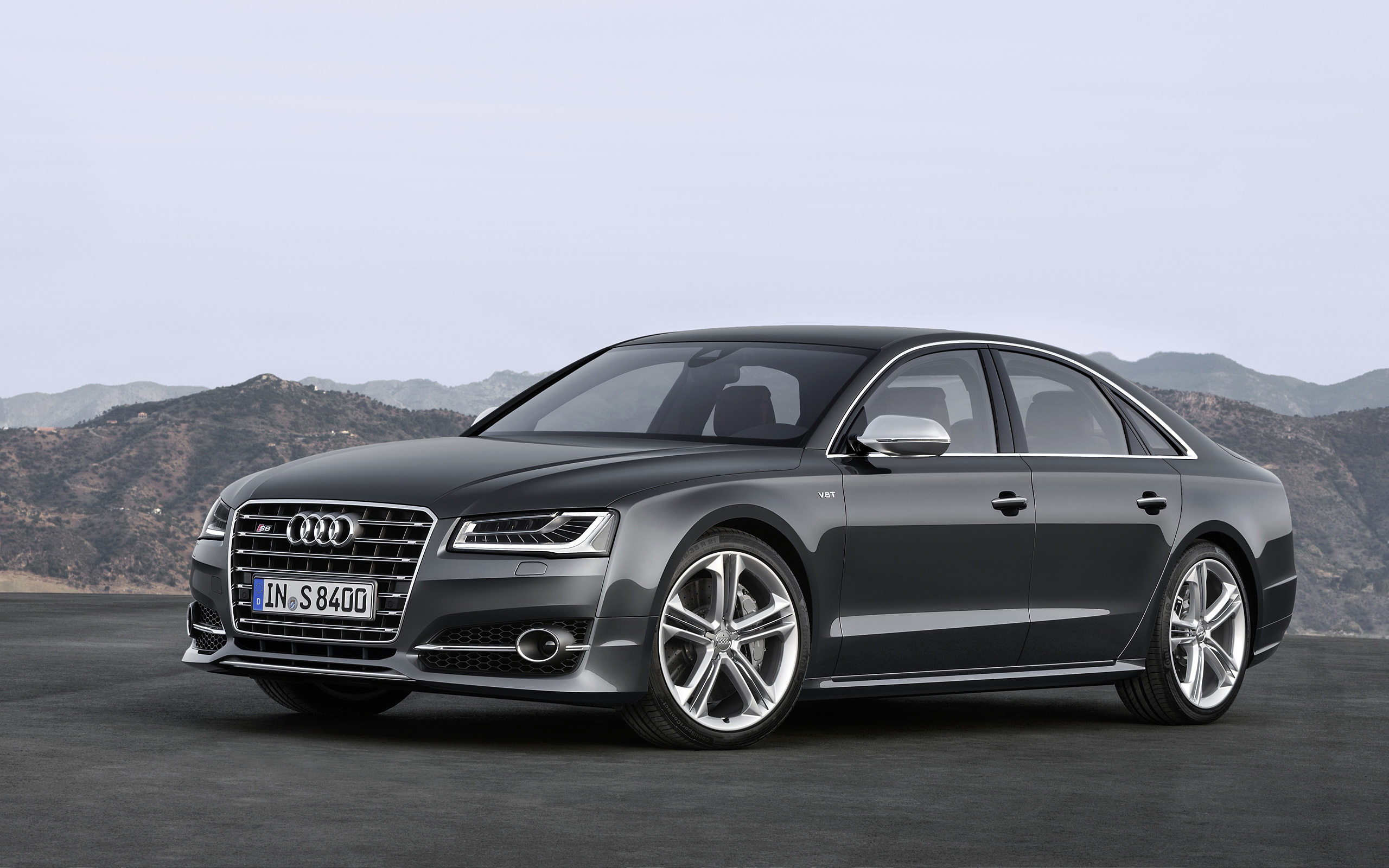 66 Audi A8 HD Wallpapers Background Images 2560x1600