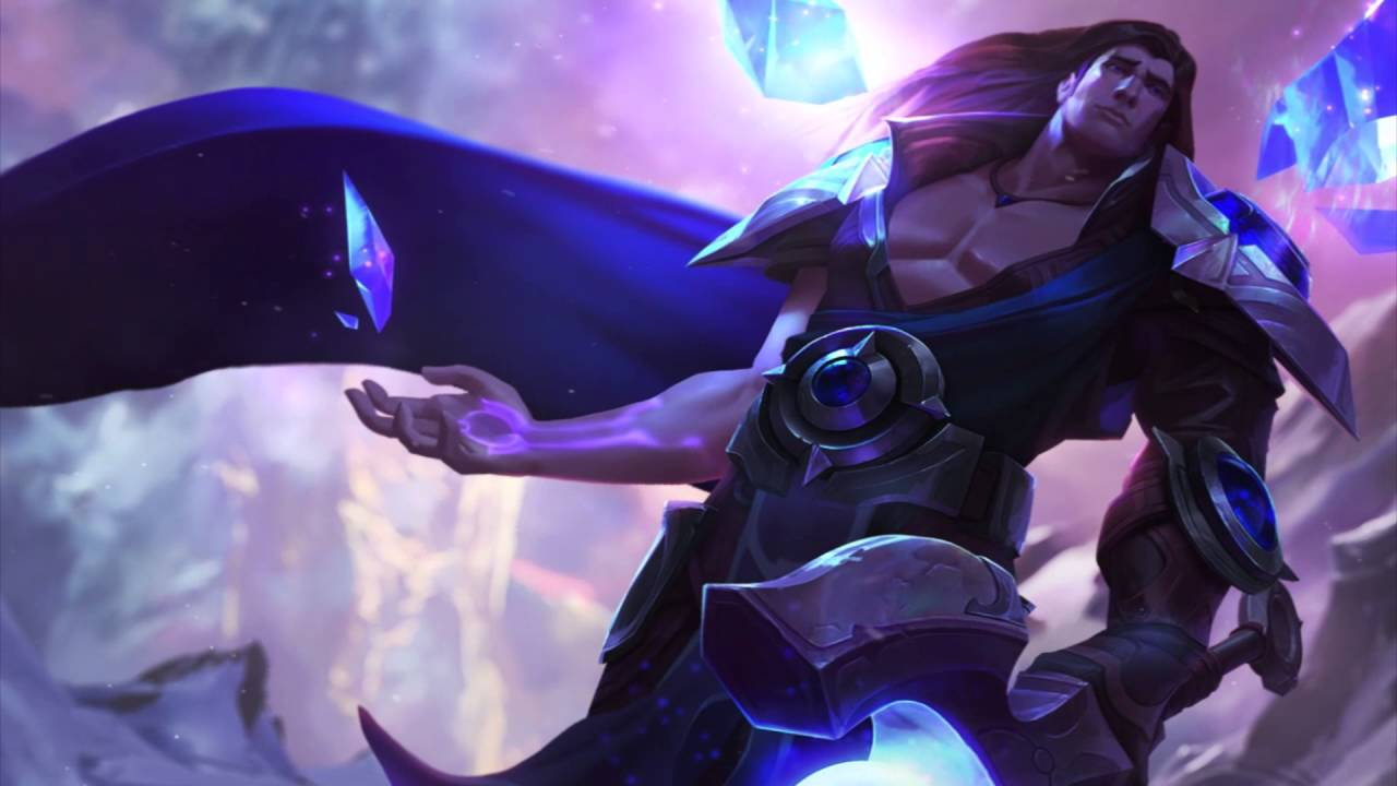 Taric Login Screen 1280x720