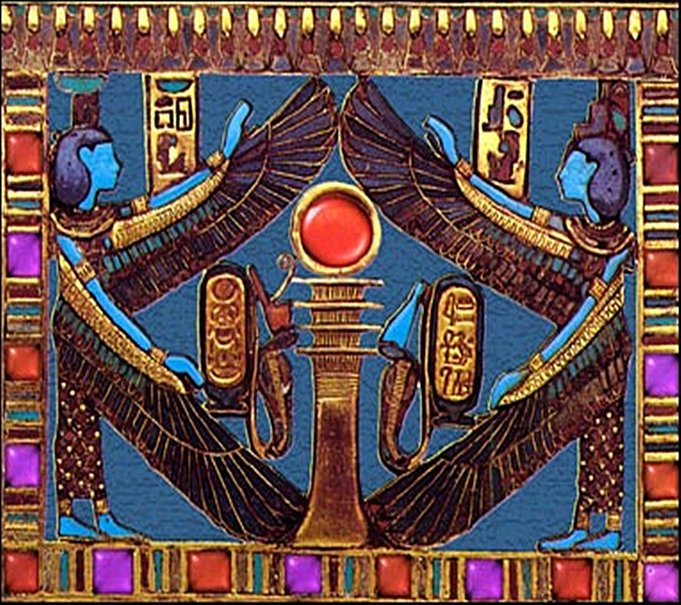 Egypt Wallpaper: Egyptian Hieroglyphics Wallpaper