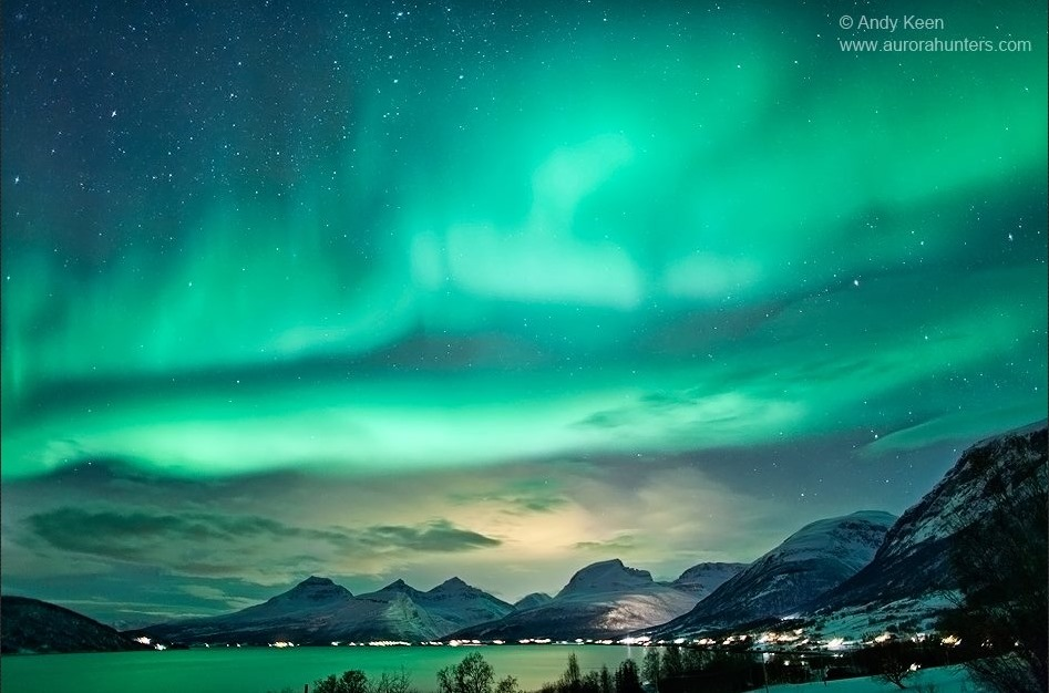The Northern Lights MORE INFO 947x626
