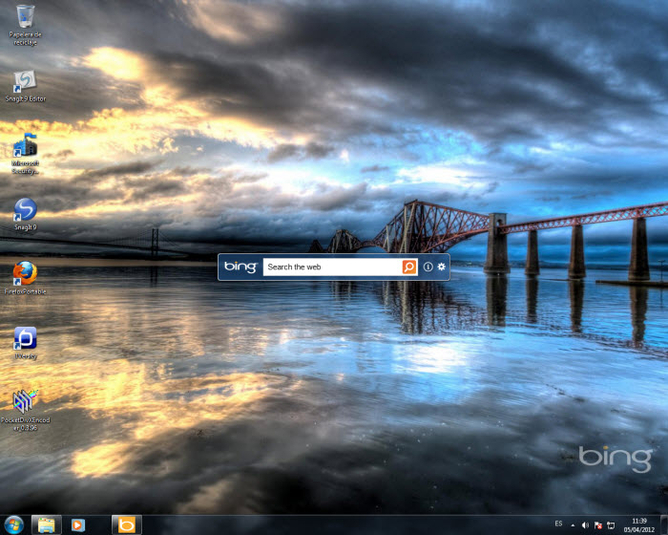 Bing Desktop   Download 668x535