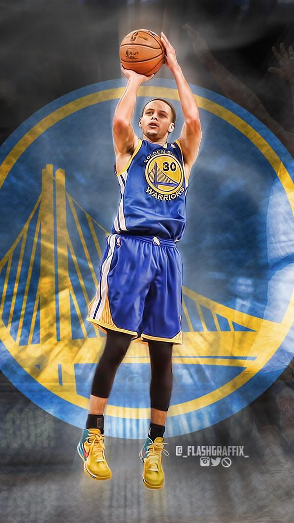 Steph Curry Wallpaper Golden State Warriors Pinterest 599x1063
