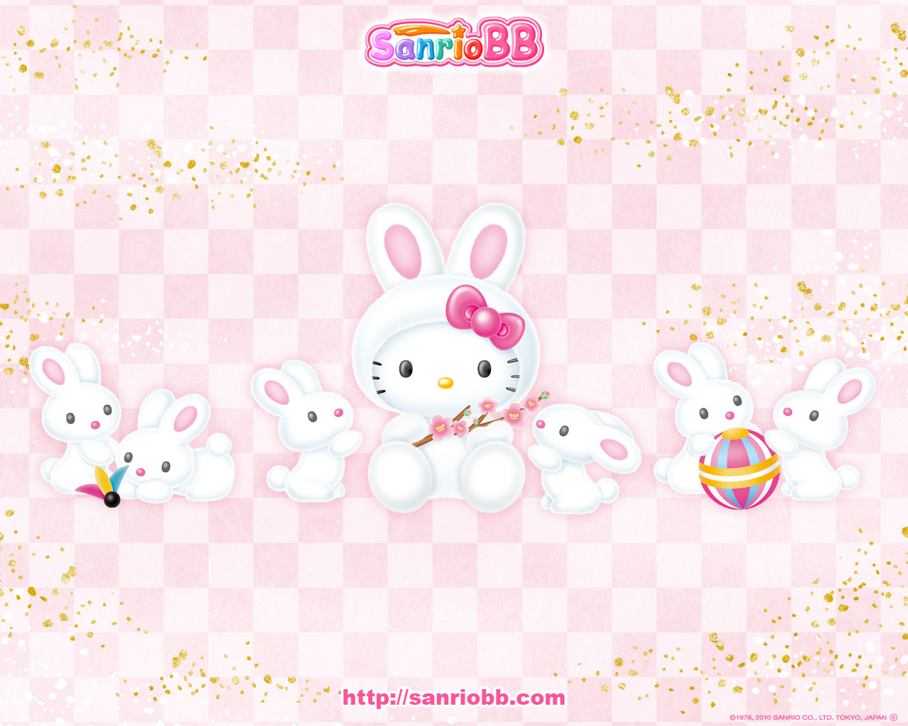 kawaii wallpapers for Easter modeS Blog 1280x1024